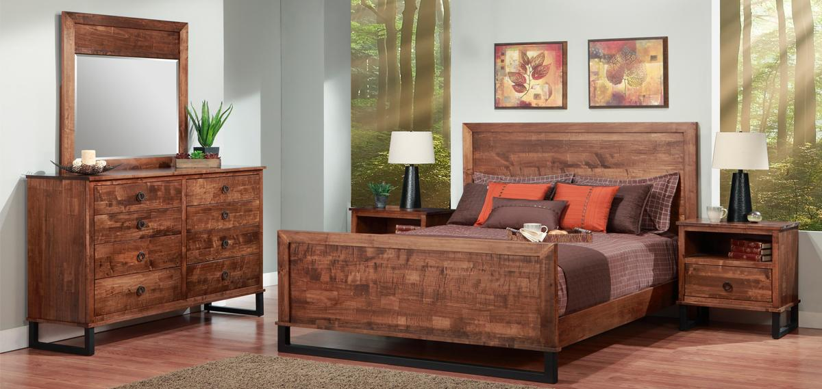 solid s bedroom mennonite furniture gallery maple lloyd set schomberg