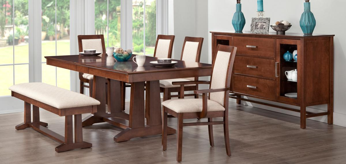 Brooklyn Dining Room Collection By Handstone Beauteous Dining Room Brooklyn