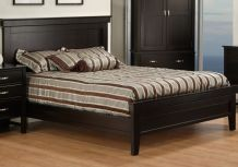 Brooklyn Bed With Low Footboard