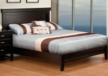 Brooklyn Bed With Wrap Around Footboard