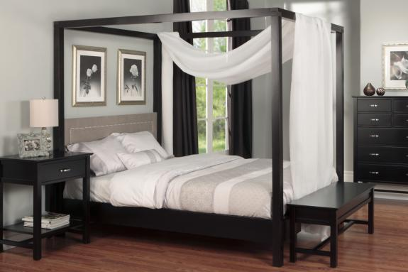 Photo of Brooklyn Canopy Bed