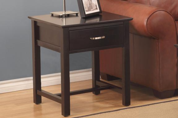 Photo of Brooklyn 1 Drawer End Table