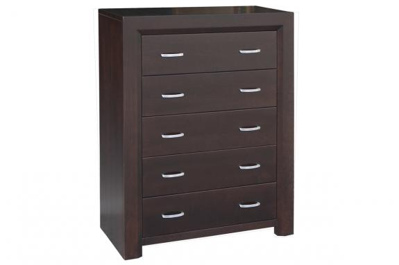 Photo of Contempo 5 Drawer Hiboy