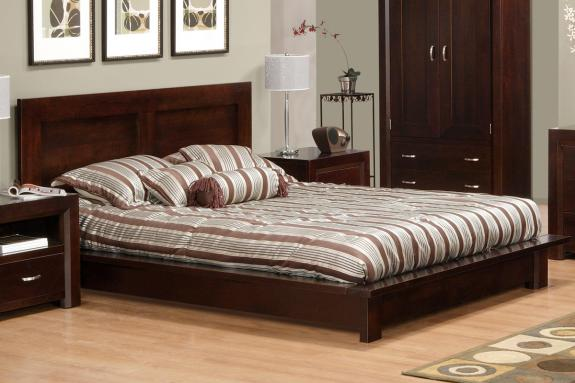 Photo of Contempo Platform Bed