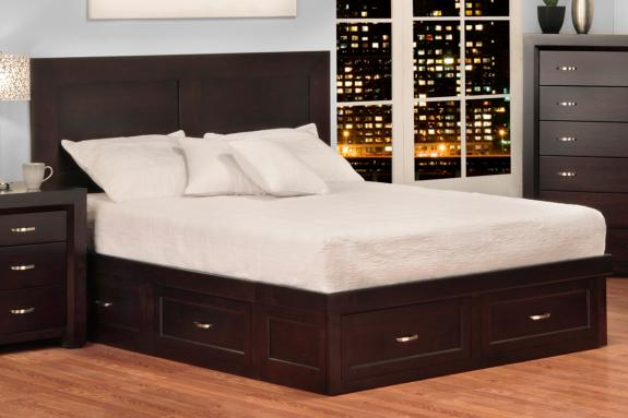 Photo of Contempo 6 Drawer Condo Bed