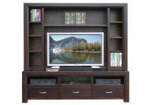 Contempo 72'' HDTV Console w/ Hutch
