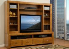Contempo 82'' HDTV Console w/ Hutch