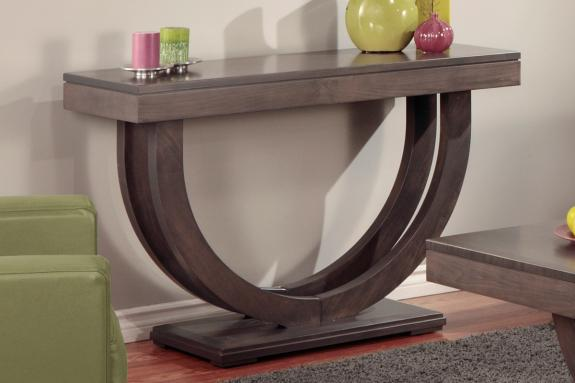 Photo of Contempo Pedestal Sofa Table
