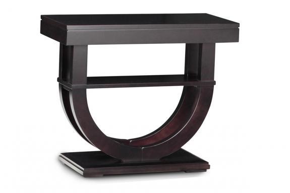 Photo of Contempo Pedestal Sofa Table