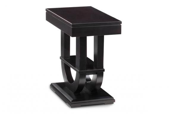 Photo of Contempo Pedestal Chair Side Table