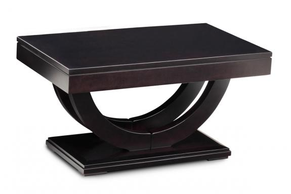 Photo of Contempo Pedestal Condo Coffee Table