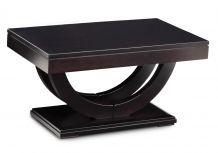 Photo of Contempo Pedestal Condo Coffee Table