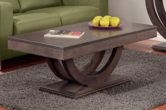 Photo of Contempo Pedestal Coffee Table