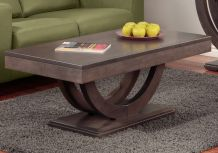Contempo Pedestal Coffee Table
