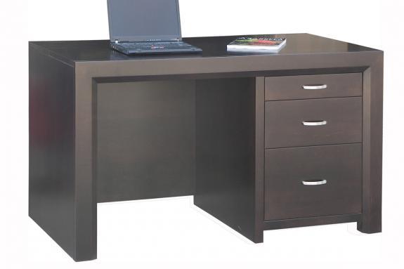 Photo of Contempo Single Ped Desk