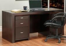Contempo 28x64 Executive Desk