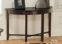 Demilune Half Round Sofa Table