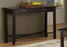 Demilune Rectangle Sofa Table