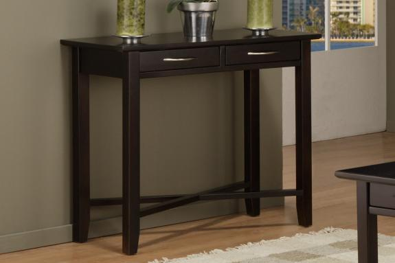 Photo of Demilune Rectangle Sofa Table