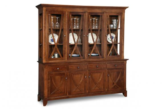 Photo of Florence 4 Door Buffet&Hutch