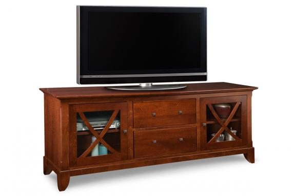 "Photo of Florence 73"" HDTV Cabinet"