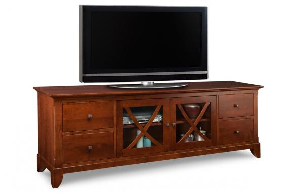 "Photo of Florence 83"" HDTV Cabinet"