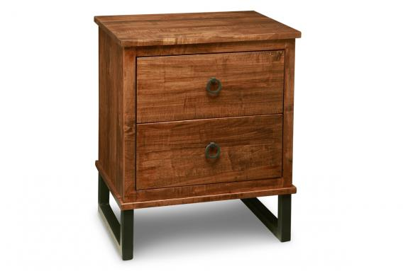 Photo of Cumberland 2 Drawer Nightstand