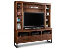 Cumberland 73'' HDTV Cabinet with Hutch