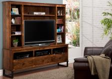 Cumberland 83'' HDTV Cabinet with Hutch