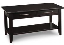 Photo of Demilune Condo Coffee Table
