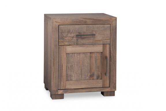 Photo of Steel City 1 Door 1 Drawer Night Stand