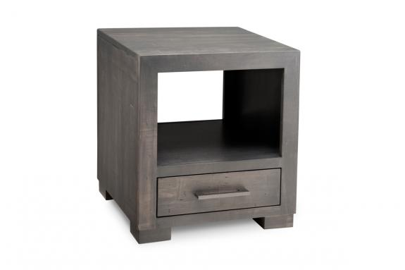 Photo of Steel City End Table
