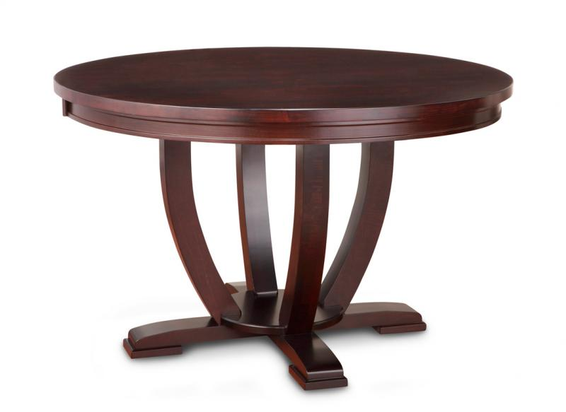 Florence Round Dining Table Handstone