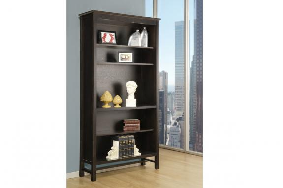 "Photo of Brooklyn 80"" Bookcase With No Doors"