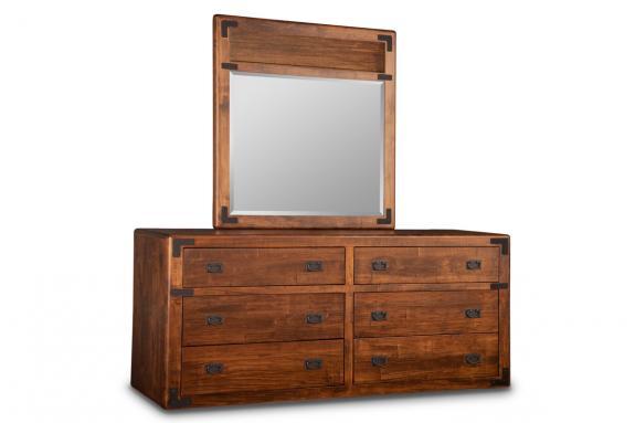 Photo of Saratoga Long Dresser & Mirror