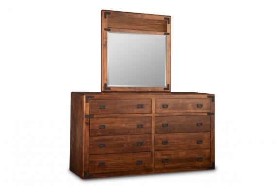 Photo of Saratoga High/Long Dresser & Mirror