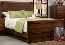 Saratoga Bed w/High Footboard