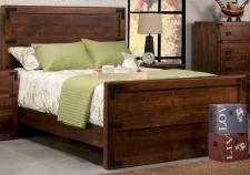 Saratoga Bed w/High Footboard