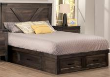 Chattanooga 4 Drawer Queen Condo Bed