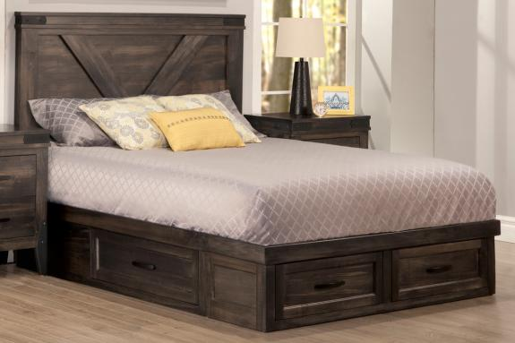 Photo of Chattanooga 4 Drawer Queen Condo Bed