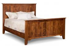 Glengarry Bed with High Footboard