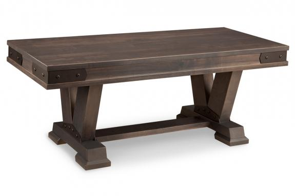 """Photo of Chattanooga 48"""" Pedestal Bench"""