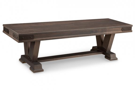 """Photo of Chattanooga 60"""" Pedestal Bench"""
