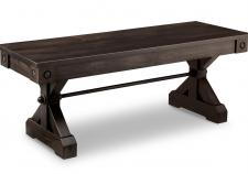 """Rafters 48"""" Bench"""