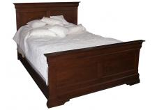 Phillipe Bed w/high Footboard