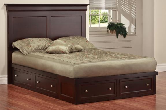 Photo of Phillipe Queen Condo Bed