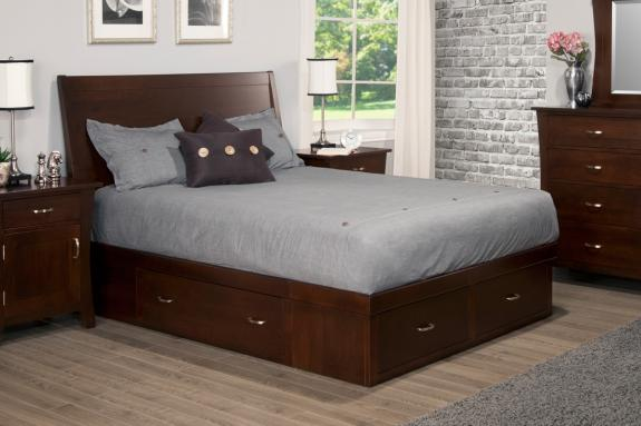 Photo of Yorkshire Condo Bed with 4 Drawers