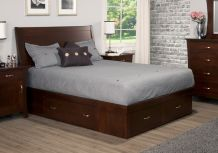 Yorkshire Condo Bed with 4 Drawers