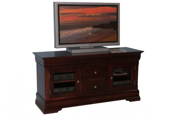 "Photo of Phillipe 60"" HDTV Cabinet"