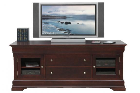"Photo of Phillipe 74"" HDTV Cabinet"